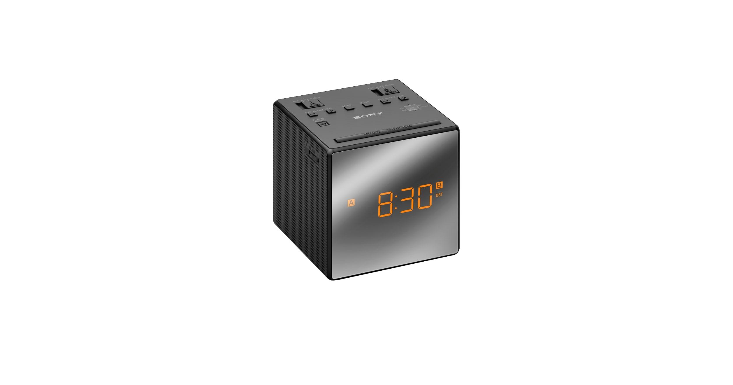Clock Radio Icf C1t Sony Ae