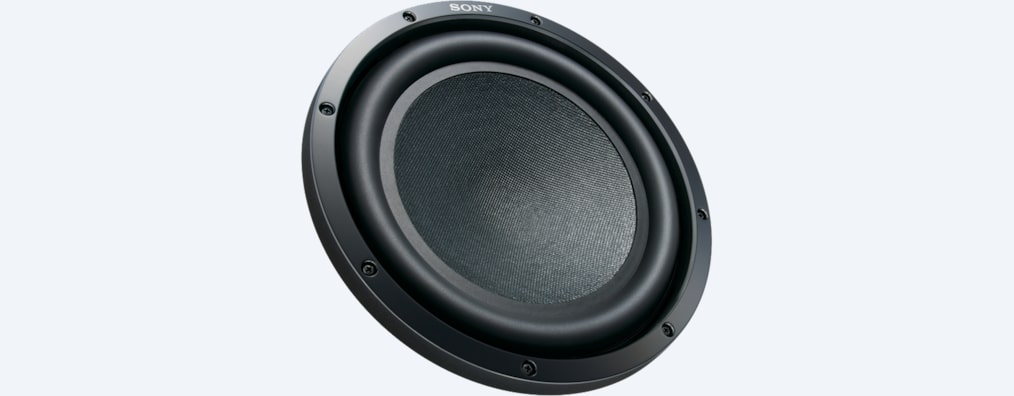 "Images of 30cm (12"") Dual Voice Coil Subwoofer"