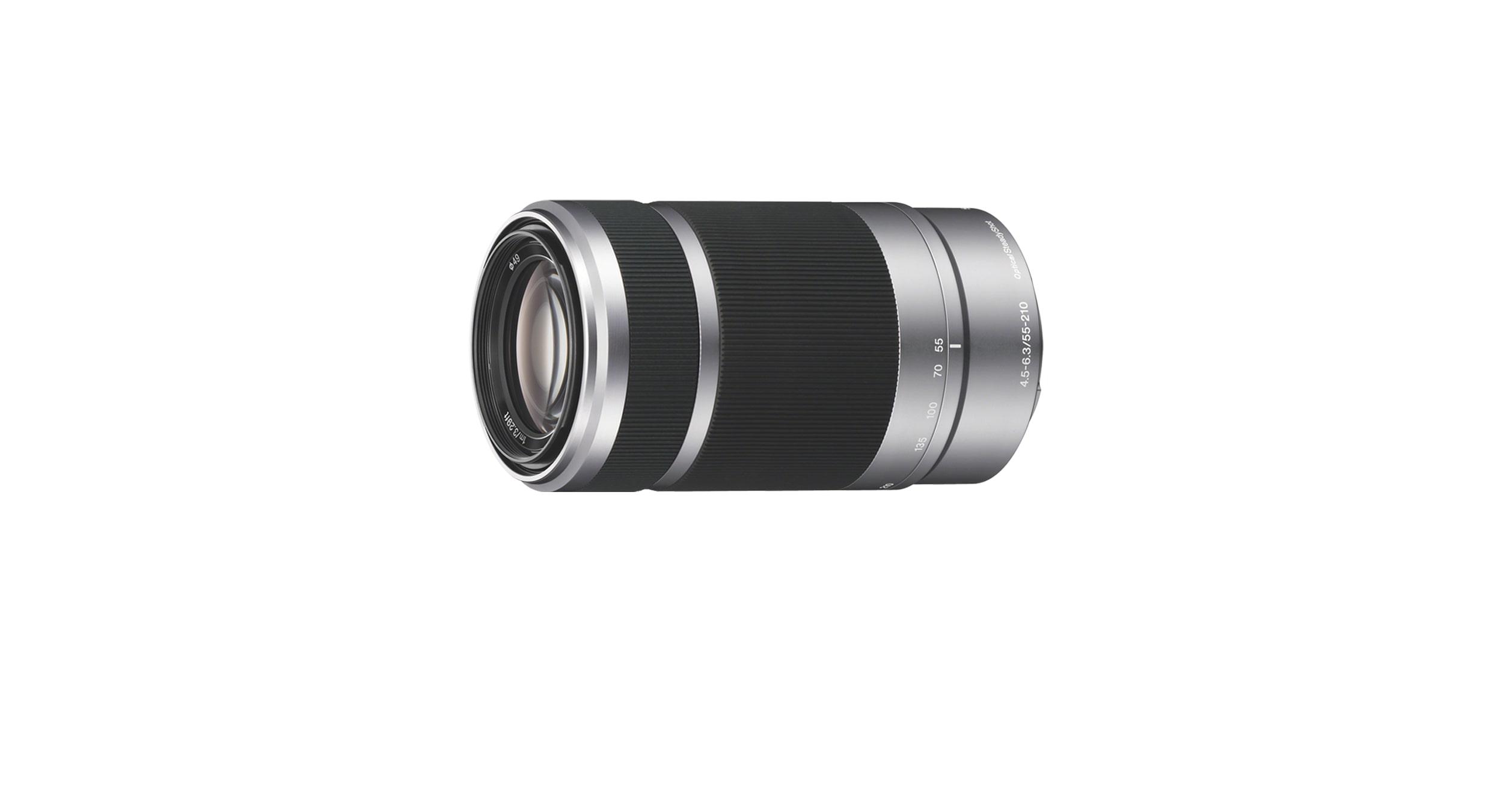 Sony E 55 210mm F5 Daftar Harga Terkini Dan Terlengkap Indonesia Lens Hood Et 54b Untuk Lensa Tele Canon Ef M 200mm F45 63 Is Stm Eos 55210