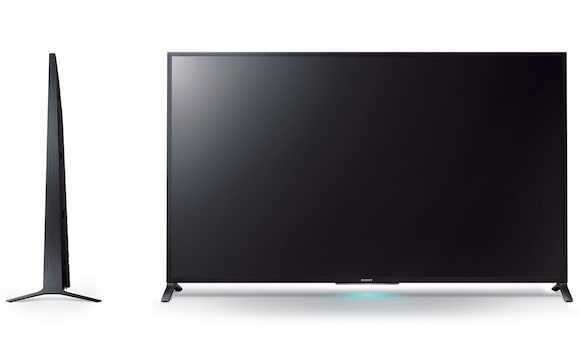 Conception futuriste des TVs Full LED