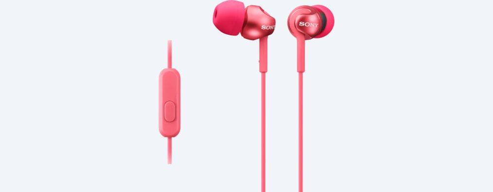 MDR-EX110 / 110AP   Headphones   Sony US