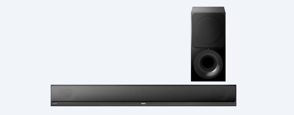 tv speaker bar usb soundbar with wi fi ht ct790 sony us