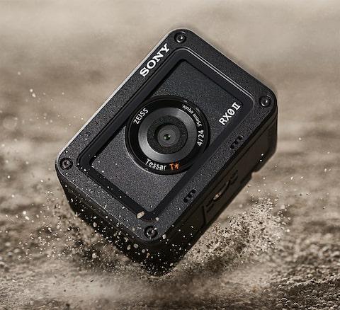 RX0 II premium tiny tough camera | DSC-RX0M2 | Sony US