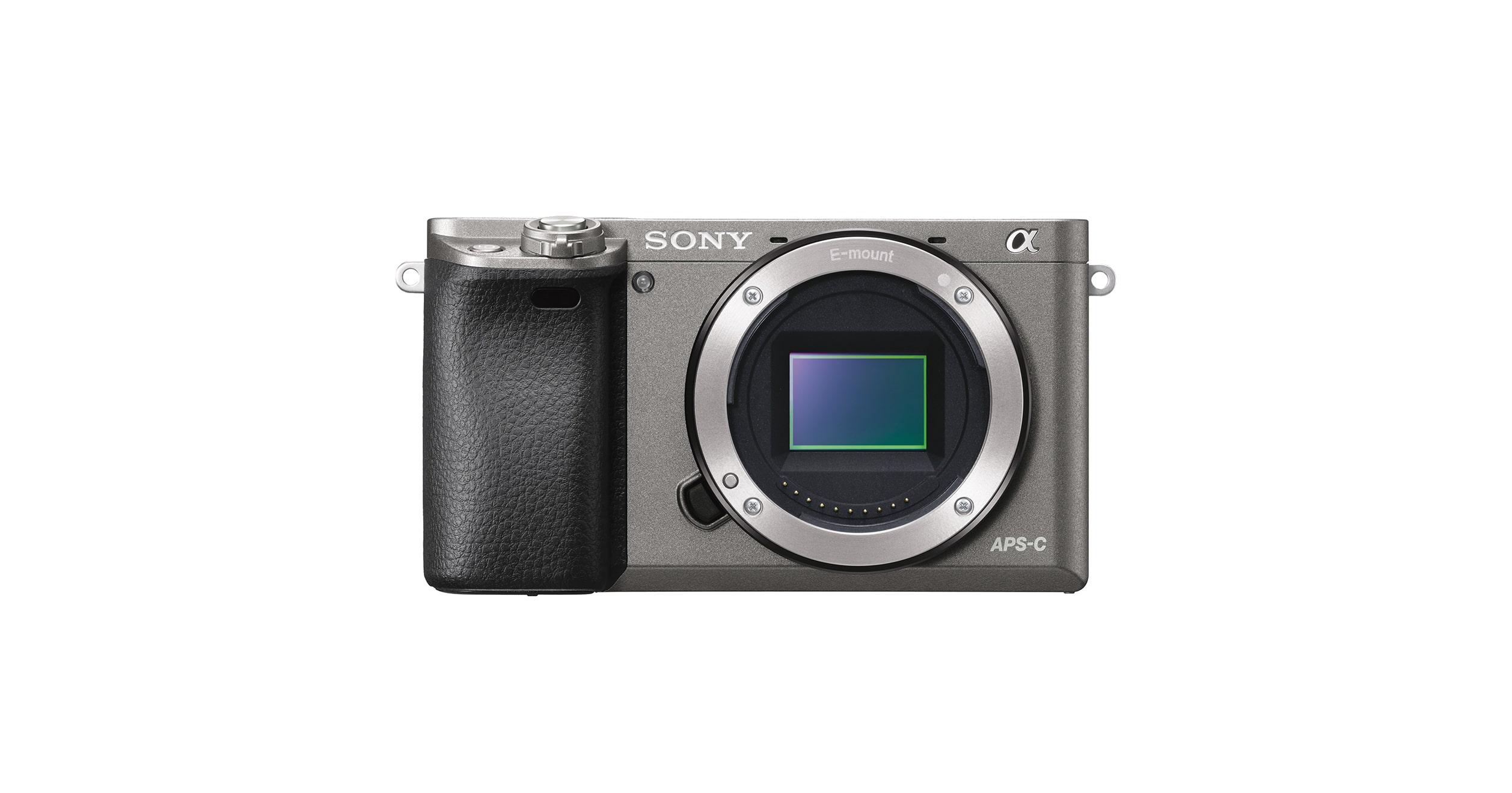 Hybrid Camera | Interchangeable-lens Camera a6000 | Sony US