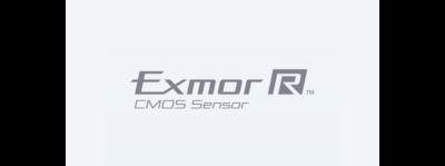 Exmor R® CMOS sensor