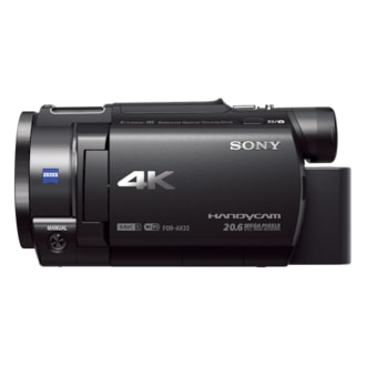 Small 4k Video Camera With Wi Fi Fdr Ax33 Sony Us