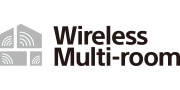 Wireless multi-room logo