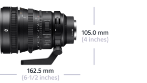 Picture of FE PZ 28-135mm F4 G OSS