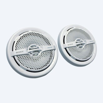 Picture of 6.5 in (16 cm) Dual-Cone Marine Speaker