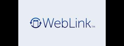 WebLink™ logo