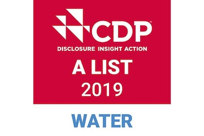 CDP DISCLOSURE INSIGHT ACTION : liste A 2019, eau