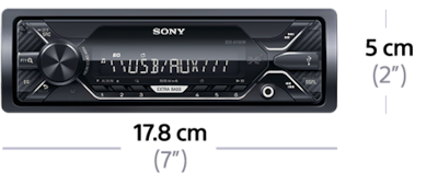 Picture of DSX-A110UW Media receiver with USB
