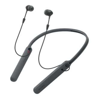 Neckband Headphones In Ear Bluetooth Headphones Wi C400 Sony Us