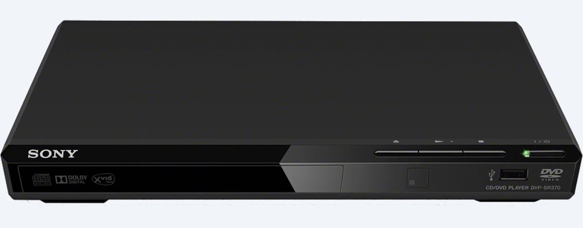 DVP-SR370 | Blu-ray Disc & DVD Players | Sony IQ