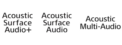 Logos Acoustic Surface Audio