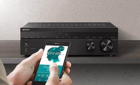 Sony 7 2ch Home Theater AV Receiver   STR-DH790