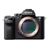 α7S II E-mount Camera with Full-Frame Sensor