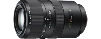 Images de 70-300 mm F4.5-5.6 G SSM