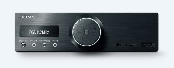 Sony Media Receiver with BLUETOOTH® Wireless Technology