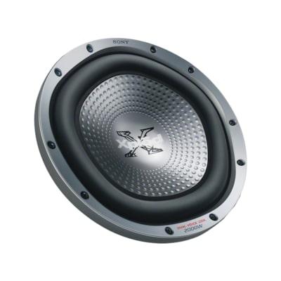 30cm Subwoofer 300mm Bass 2000 WATT SUB Teller 12 Zoll 2x 4Ohm Sony XS-GSW121D