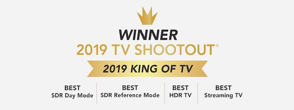 الفائز بجائزة King of TV لعام 2019