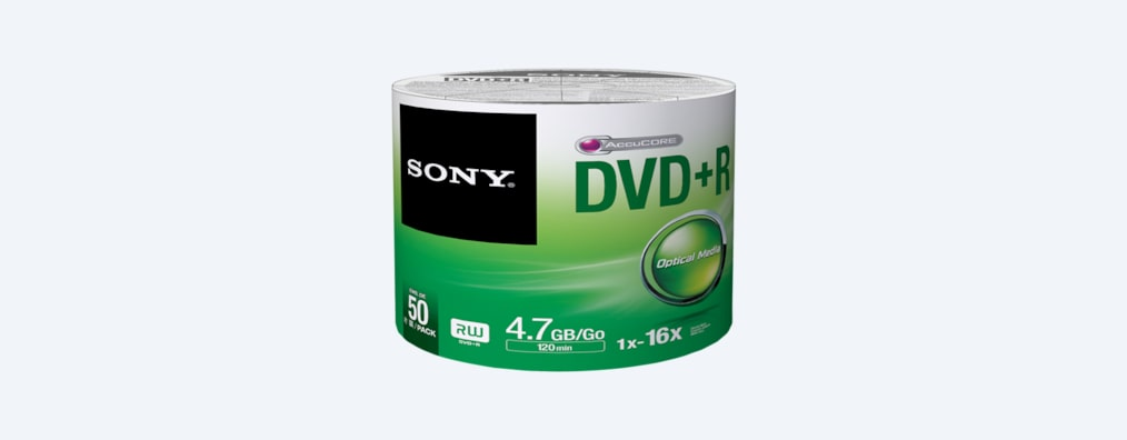 Images of DVD+R Bulk Pack