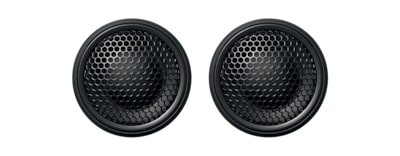 "Images of 6 ½"" (16-cm) 3-way Component Speakers"
