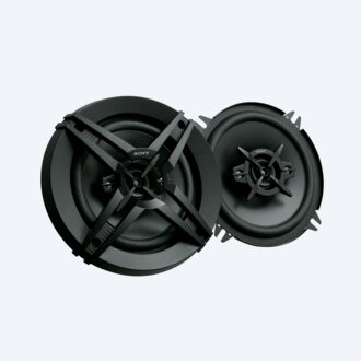 "Picture of 5.25"" (13 cm) 4-way speakers"