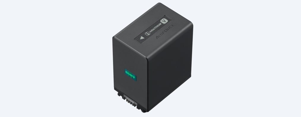 Images of NP-FV100A V-series Rechargeable Battery Pack