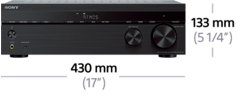 Picture of 7.2ch Home Theater AV Receiver | STR-DH790
