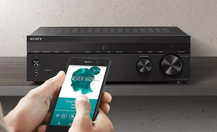 STR-DH590 Bluetooth®