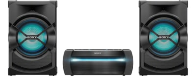 Shake X10 High Power Home Audio System Sony Us