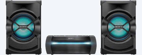 59d5575289c High-Power Home Audio System with Bluetooth® Technology