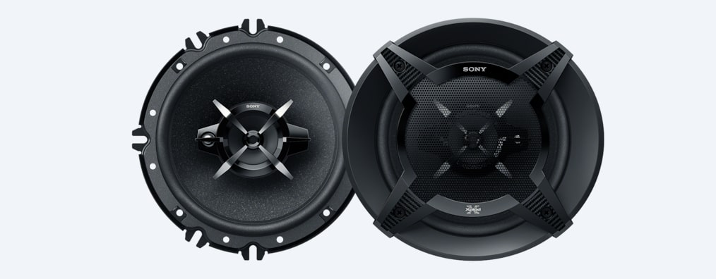 "Images of 6""1/2 (16 cm) 3-Way Speakers"