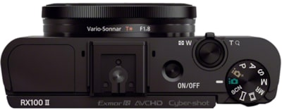 Images of RX100 II Advanced Camera with 1.0-type sensor
