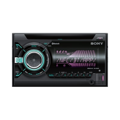 Image de Autoradio CD avec technologie sans fil BLUETOOTH®