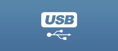 USB inputs