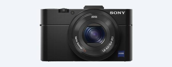 Sony RX100 II Advanced Camera with 1 0 inch sensor