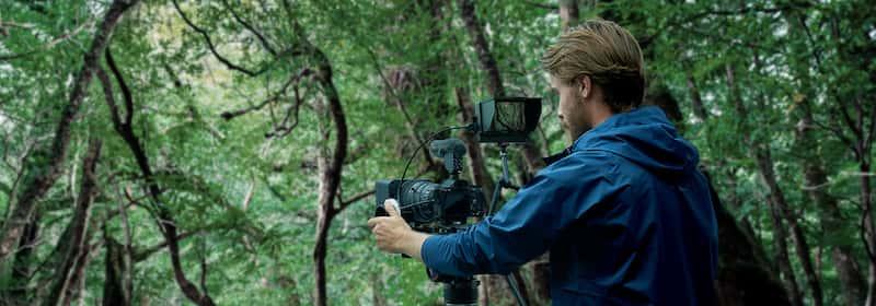 Movie shooting mastery