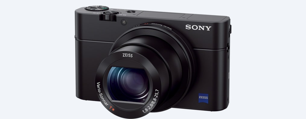 Images of RX100 III Advanced Camera with 1.0 inch sensor