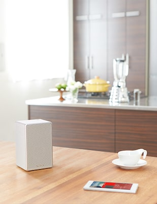 Wireless home audio range
