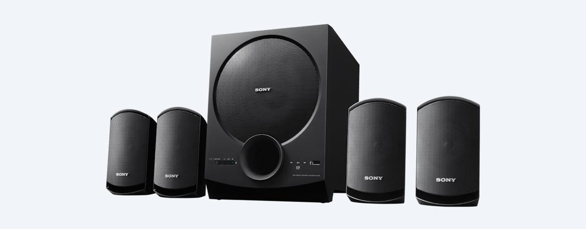 4.1ch Home Theatre Satellite Speakers | SA D40 | Sony QA