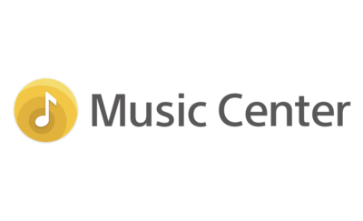 Sony Music Center logo