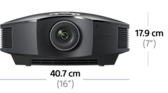 Picture of Full HD SXRD Home Cinema Projector
