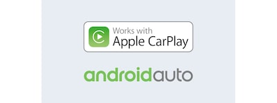 شعارا Apple CarPlay وAndroid Auto
