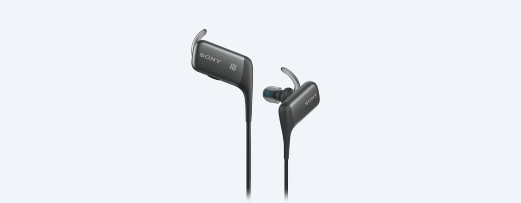 Images of AS600BT Wireless Sports In-ear Headphones