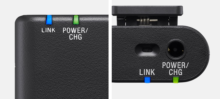 Product image showing the link lamp