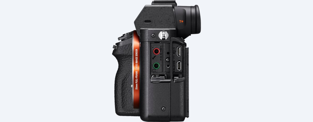 Full Frame Camera | High Megapixel 35mm Digital Camera | a7R II ...