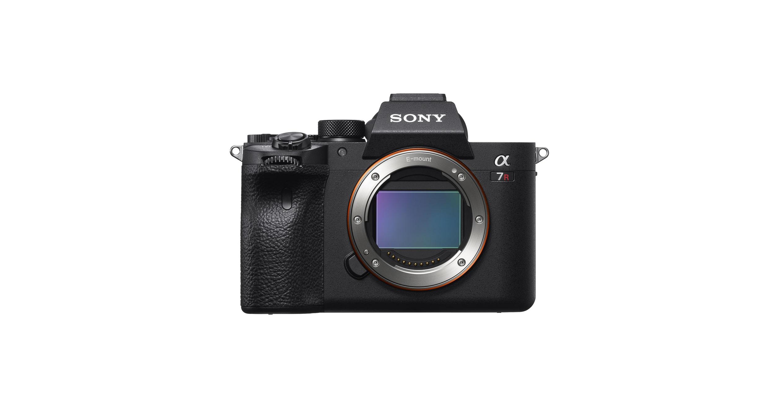 α7R IV 35 mm full-frame camera with 61 0 MP | ILCE-7RM4