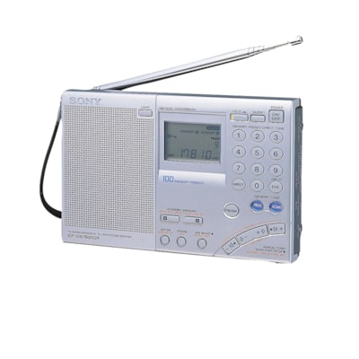 Picture of Portable Radio with Speaker